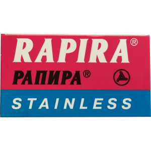 5 Blades Rapira Chrome